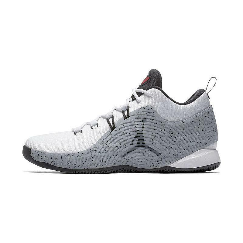 Nike Air Jordan CP3.X Men's Basketball shoes Wolf Grey White 854294 103 SIZE 13