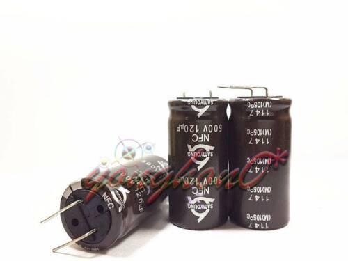 10PCS FPL 500V 120UF 22*45 electrolytic capacitor