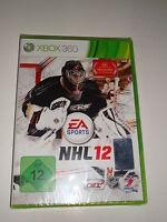 Xbox 360 Spiel Nhl 12