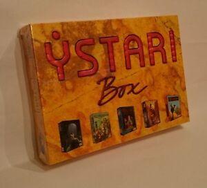 YSTARI-BOX-5-rare-TOP-ERWEITERUNGEN-u-a-fuer-CAYLUS-MAGNA-CARTA-NEU-OVP