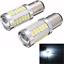 2pcs-BA15D-P21W-1157-33SMD-LED-Car-Backup-Reverse-Head-Light-Bulb-12V-Set thumbnail 1