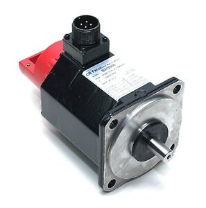 Fanuc Ac Servo Motor A06b 0032 B075 0008 Repair Evaluation Only Pzj Ebay