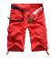Herren kurze hose Cargo Shorts Sommer Casual Bermuda Capri Jogging Freizeit Neu