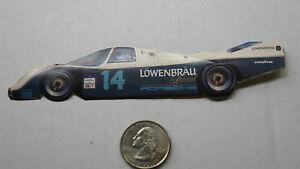 LOWENBRAU-PORSCHE-962-CUTOUT-STICKER