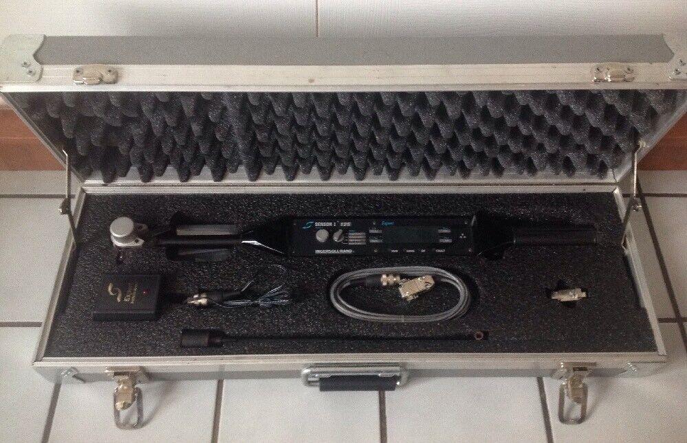 INGERSOLL-RAND EXPERT ELECTRONIC TORQUE WRENCH SENSOR I 125 HARD CASE KEYS NICE