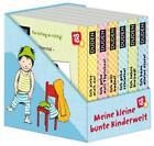 Meine kleine bunte Kinderwelt (VE 6 Bücher) von Katharina Bußhoff (Pappbilderbuch)