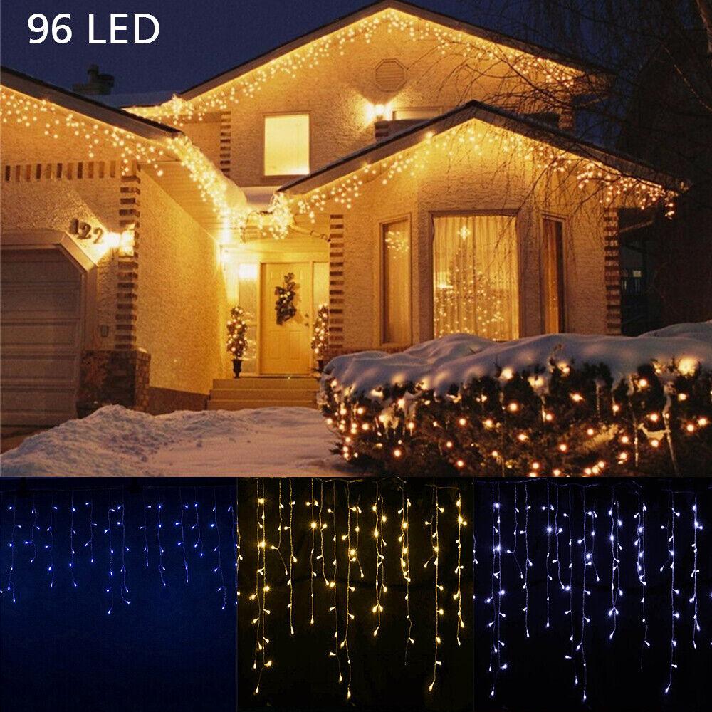 DOLLS HOUSE 20 MULTICOLOURED CHRISTMAS TREE FAIRY LED LIGHTS NIGHT LIGHT