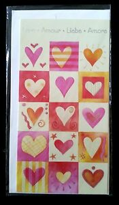 E54-Carte-034-Love-Amour-Liebe-Amore-034-enveloppe-Neuf