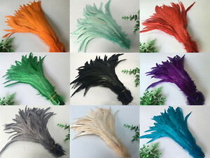 Wholesale-10-100-pcs-rooster-tail-feathers-12-14-inches-30-35cm-15-colors