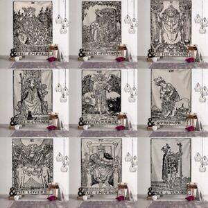 Tarot-Card-Tapestry-Wall-Hanging-Astrology-Divination-Bedspread-Yoga-Beach-Mat