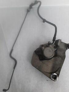 HARLEY EVO REAR BRAKE CALIPER 44050-87 With Line 40971-97B. 44034-86 FLH bracket