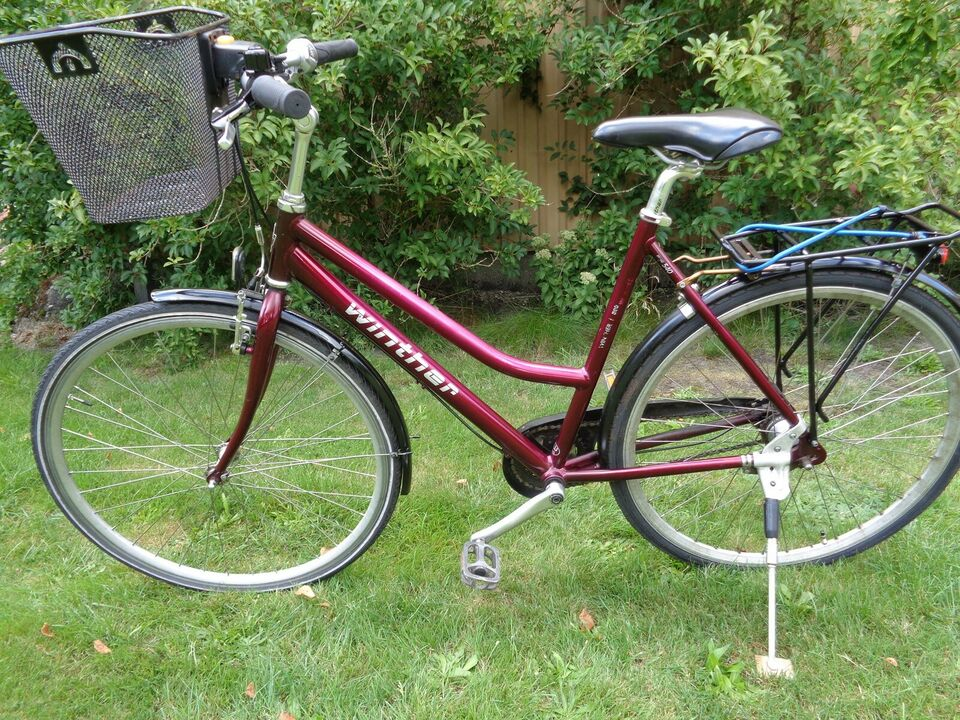 Damecykel, Winther, Citybike