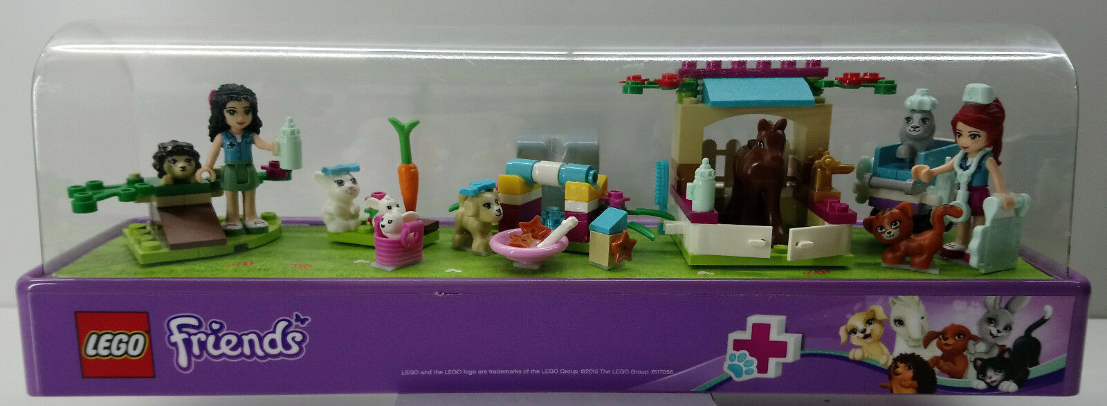 2015 OFFICIAL LEGO FRIENDS STORE DISPLAY DISPLAY DISPLAY COMPLETE IN GREAT CONDITION b73f35