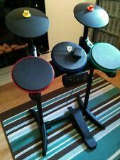 Guitar Hero World Tour Band Hero kit del tambor tambores PS3