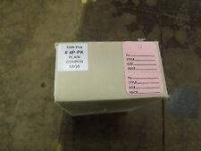 Bulk Lot Box Of 1000 Unstrung Price Tags Hang Tags Plain 1 14x1 78