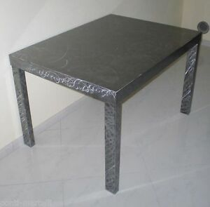 Tavolino Salotto Ferro Battuto.Tavolo Pranzo Tavolino Salotto Ferro Battuto Realizzazioni