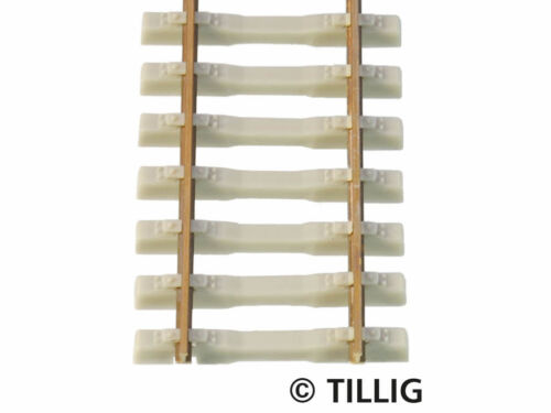 Tillig 85134 Elite 10x Betonschwellengleis 470mm H0 Neu VE