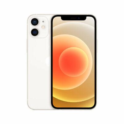 """Apple iPhone 12 mini 128GB Weiß White 5G 5,4"""" IOS Smartphone MGE43ZD/A A2399 NEU"""
