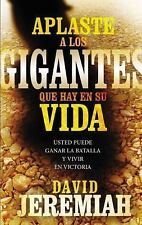 APLASTE A LOS GIGANTES QUE HAY EN SU VIDA / CRUSH THE GIANTS IN YOUR LIFE