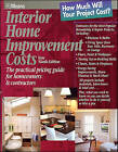Interior Home Improvement Costs: The Practical Pricing Guide for Homeowners and Contractors by RSMeans (Paperback, 2004)