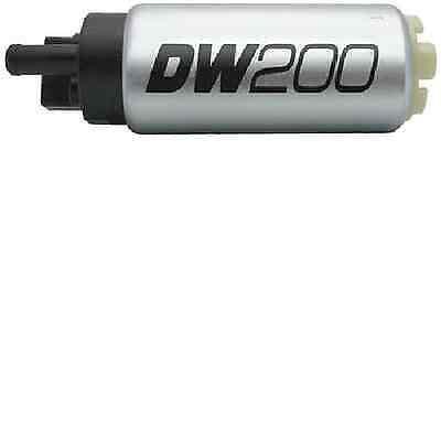 DeatschWerks DW200 In-Tank Fuel Pump /& Install Kit 85-97 Ford Mustang