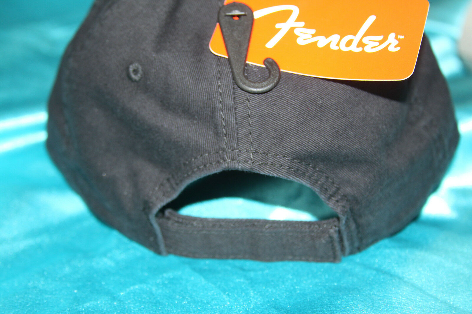 Fender Blackout Cap Canada One Flag 100% Cotton One Canada Size MPN 9106654000 0b3a43