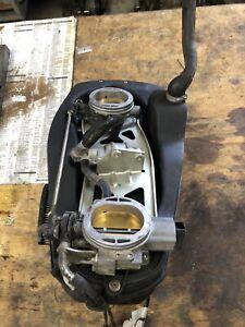 2007-2011 OEM Ducati 848 1098 1198 Throttle Body Fuel Injector Bodies 28240881A