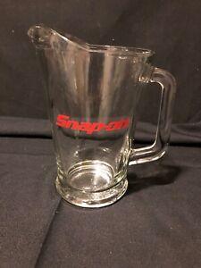 SNAP ON tools glass pitcher-man cave bar Room Brew Mécanicien Automobile-afficher le titre d`origine MPi0mNFd-09092625-176411085