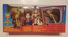 Disney Pixar Toy Story 2 Woody's Roundup Collection figure set NIB new sealed