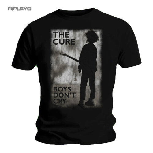 Official T Shirt THE CURE Rock//Punk B/&W Album Cover Distressed All Sizes