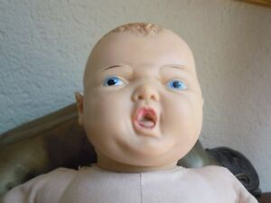 1951 Snoozie Ideal Doll 41 Cm