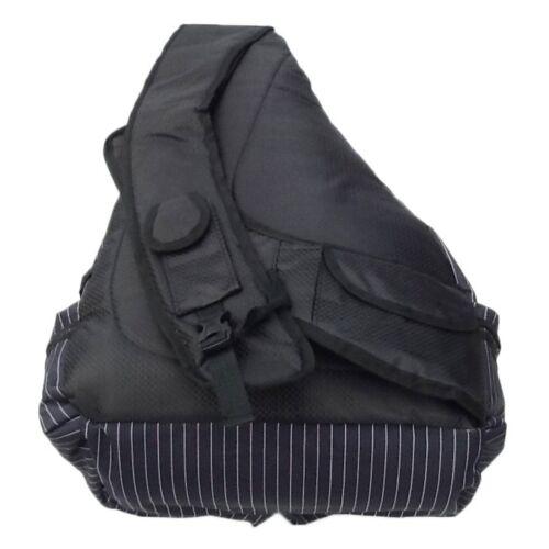 "NexPak Tactical Sling Shoulder Hiking Backpack BB002 PIN STRIPE 21/"" 1700cu.in"
