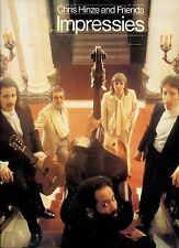 CHRIS HINZE AND FRIENDS impressies HOLLAND 1979 EX LP louis van dijk GREG MAKER