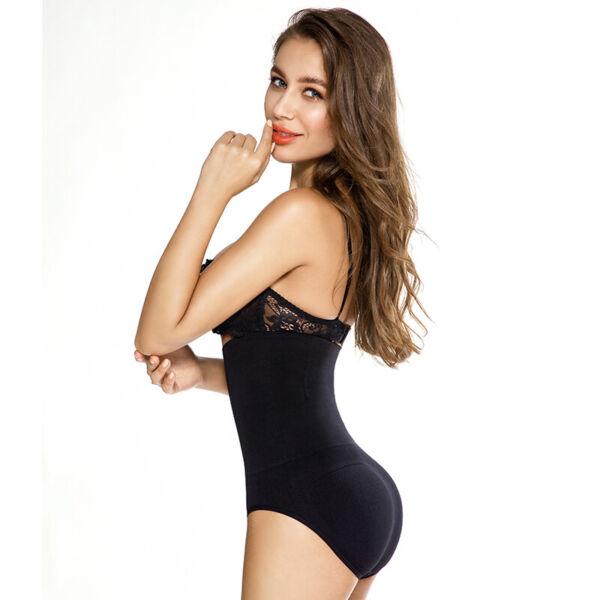 Shapewear Tummy Control HighWaist Body Shaper Short Panty Frauen Shapewear Slip