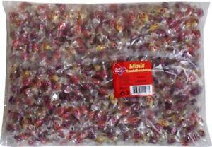 1000g-4-33-RED-BAND-MINIS-FRUCHTBONBON-3kg-BEUTEL-FRUCHT-BONBONS-KAMELLE
