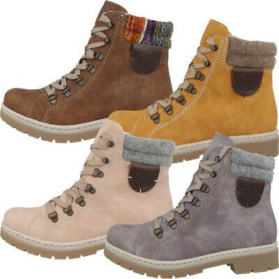 Women's boots Rieker Kirkless Filz Ambor winter boots