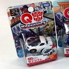 TAKARA TOMY Transformers QT22 Drift (Mazada RX-7 FD3S) *FREE SHIPPING WORLDWIDE