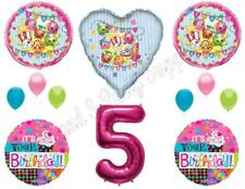 Item 1 XL SHOPKINS 5th Happy Birthday Party Balloons Decoration Cupcake Fifth Cookie