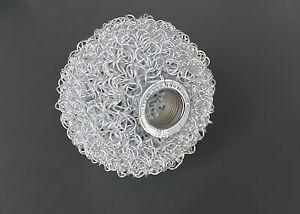 Glas lampenschirm ersatzglas kugel silber g lochmaß fassung ø