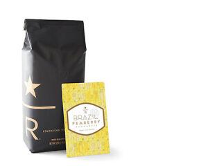 Starbucks Reserve Brazil Samambaia Coffee - 8.8 oz - FREE SHIPPING