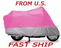 Honda Gl500 Silverwing B/s Motorcycle Cover Pq - X6 Pink