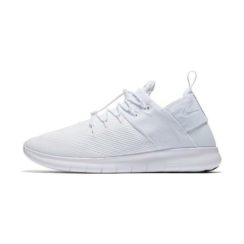 NIKE FREE RN COMMUTER 2018 RUNNING SNEAKER MEN SHOES WHITE 880841-007 SIZE 10 NU