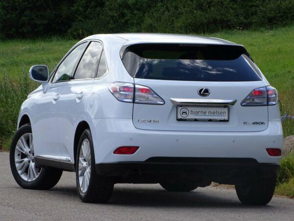 Lexus RX450h 3,5 L3 aut. - billede 4