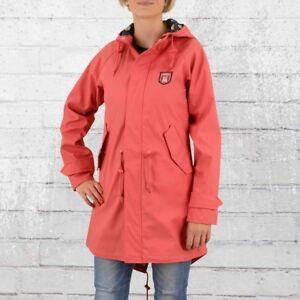 Travel Coat Women Sun pioggia donna Giacca Rain Rose Hamburg da Derbe Friese IwOHt