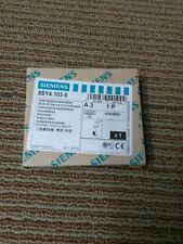 Siemens 5sy4 103 5 Circuit Breaker 1p 3a 5sy41035 230400v Mcb 3 Amp