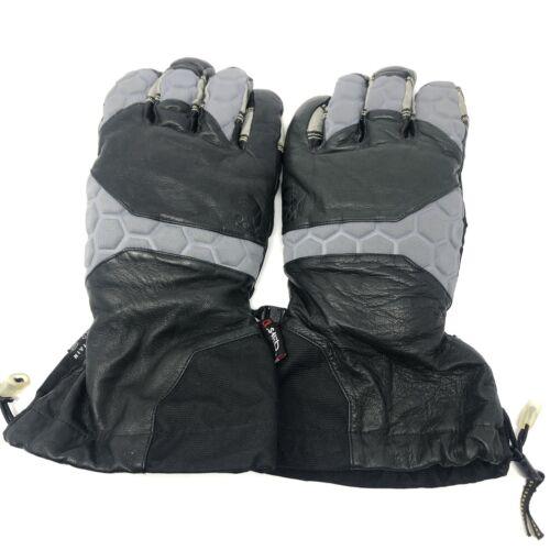 Mountain Hardwear Boldog gauntlet leather gloves o