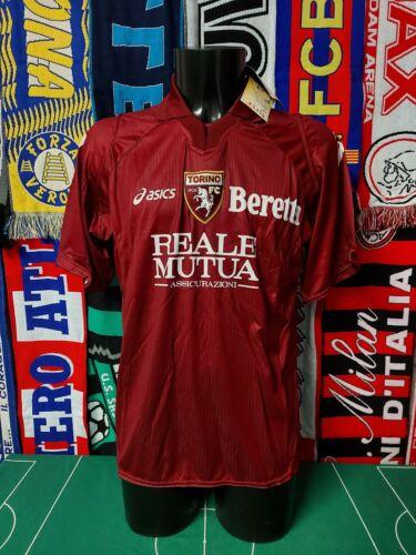 Maglia Calcio Torino Home 2006//07 Size L Shirt Trikot Camiseta Maillot New Nuova
