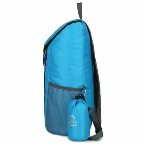Lightweight Packable Backpack Water Resistant Travel Hiking Daypack,Gray Color