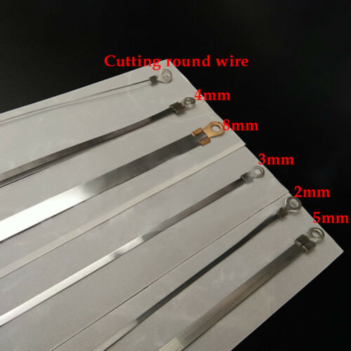 10pcs 200//300//400// Impulse Sealer Heat Wire Element Strip Sealing Machine