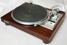 Vintage turntable Pioneer PL-540 DD Quartz PLL record player. Serviced.